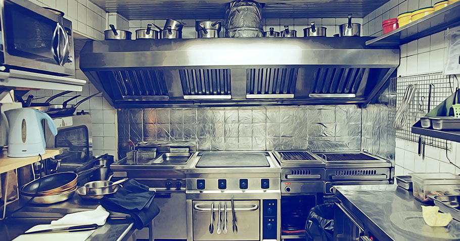 Some tips to maintain your commercial kitchen appliances